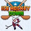 ice hockey down