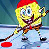 Spongebob Ice Hockey